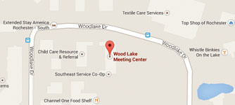 Click here for Directions to Wood Lake Meeting Center
